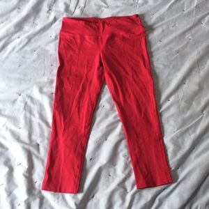 Prana Cropped Yoga Pants size Small